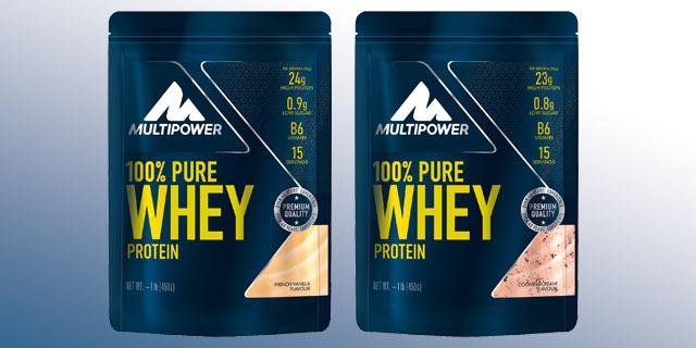 20 auf multipower 100 whey protein bei rossmann. Black Bedroom Furniture Sets. Home Design Ideas