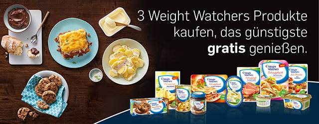 weight watchers produkte kaufen
