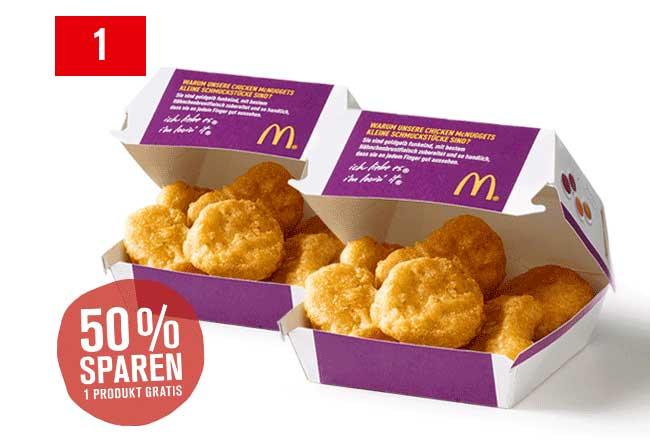Aktuelle mcdonalds coupons