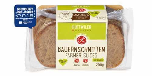 30% auf Bauernschnitten von HUTTWILER glutenfree