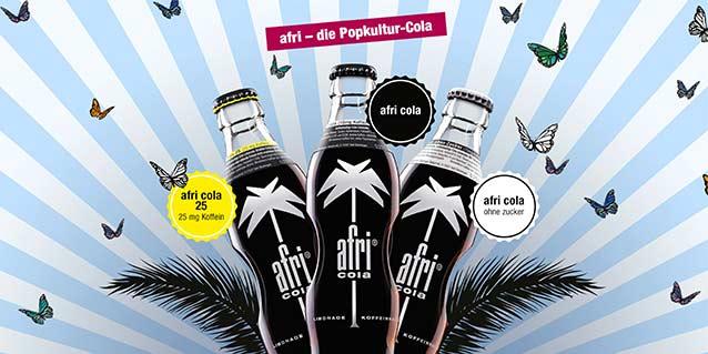 0,30 € Rabatt auf afri cola