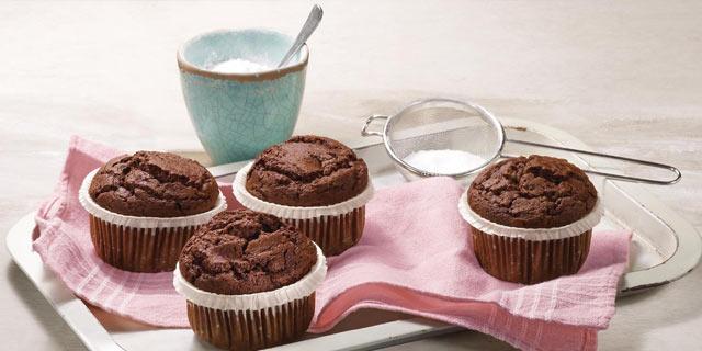 50% auf Schoko-Muffins von HUTTWILER Glutenfree