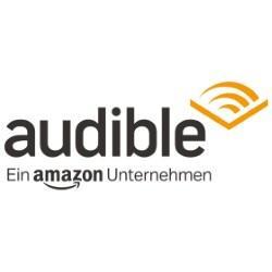 Hörbuch-Abo zum halben Preis bei Audible