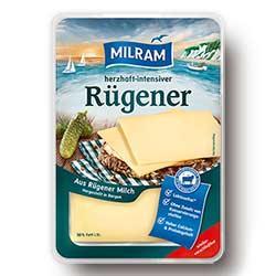 1€ herzhaft-intensiver Rabatt auf MILRAM Rügener