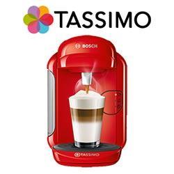 TASSIMO VIVY Kapselmaschine für 29,99€ (statt 109,99€*)
