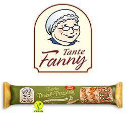 0,50 € je Packung Tante Fanny Frischteig (diverse Sorten)