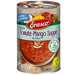 Jetzt 0,50€ Probierrabatt beim Kauf von 1 Dose Erasco Neue Welten Suppe sichern!