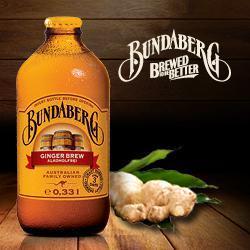 30 % Rabatt auf Bundaberg Ginger Brew