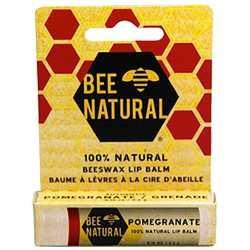0,80 € auf 2 Packungen Lippenbalsam von Bee Natural