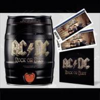 AC/DC Premium Bier